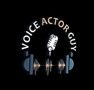 Voice Actor Guy Logo
